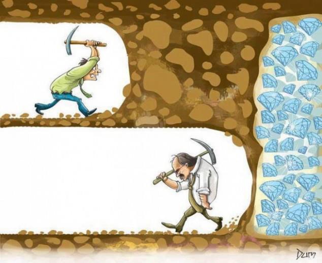 ความพยายามอยู่ที่ไหน ความสำเร็จอยู่ที่นั่น